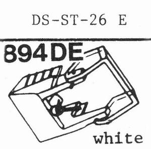 HITACHI DS-ST-26 E Stylus, DE-OR