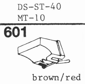 HITACHI DS-ST-40 Stylus, DS<br />Price per piece