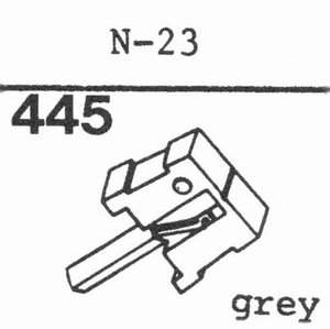 KENWOOD N-23 Stylus, DS