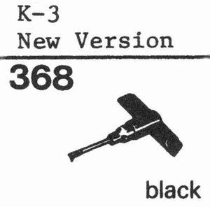 LESA K-3 NEW VERSION Stylus, DS<br />Price per piece