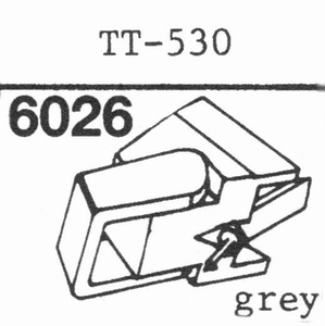 MARANTZ TT-530 GREY Stylus, DS<br />Price per piece