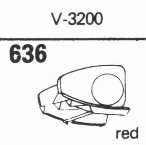 MICRO V-3200 Stylus, DS<br />Price per piece