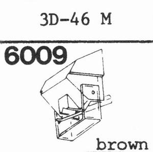 MITSUBISHI 3D-46 M Stylus, DS<br />Price per piece