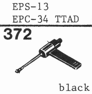 NATIONAL EPS-13 Stylus, SS/DS<br />Price per piece