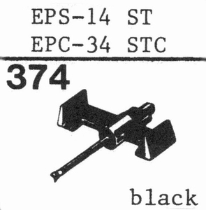 NATIONAL EPS-14 ST, 14 STSD Stylus, DS<br />Price per piece