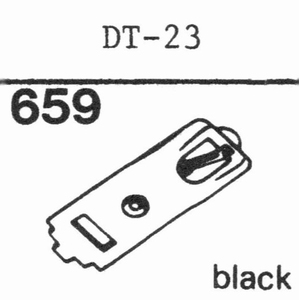 NIVICO DT-23 Stylus, DS<br />Price per piece