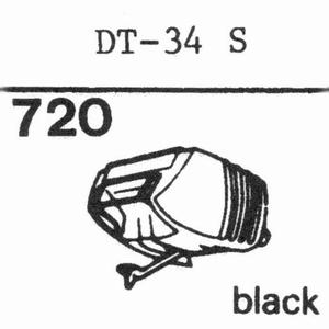 NIVICO DT-34 S Stylus, DE<br />Price per piece