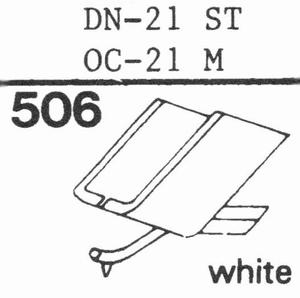 ONKYO DN-21 Stylus, DS<br />Price per piece