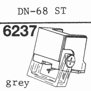 ONKYO DN-68 ST/ SHARP STY-155 Stylus, DS<br />Price per piece
