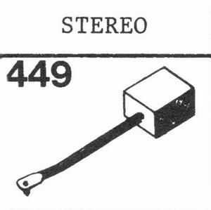 PIEZO STEREO Stylus, DS<br />Price per piece