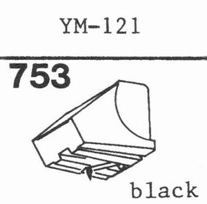 PIEZO YM-121 Stylus, DS<br />Price per piece