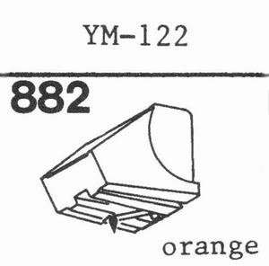PIEZO YM-122 Stylus, DS<br />Price per piece