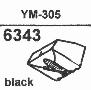 PIEZO YM-305 Stylus, DS<br />Price per piece