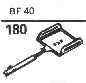 RONETTE BF-40 Stylus, DN<br />Price per piece