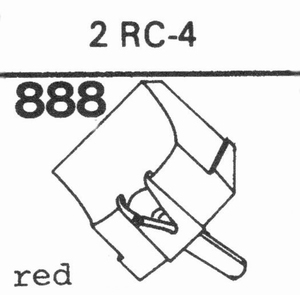 ROTEL 2RC-4 Stylus, DS<br />Price per piece
