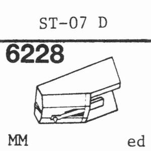 SANYO ST-07 D Stylus, DS<br />Price per piece