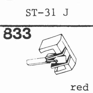 SANYO ST-31 J Stylus, DS<br />Price per piece
