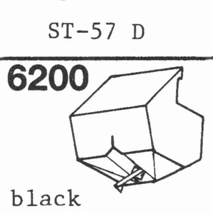 SANYO ST-57 D Stylus, DS<br />Price per piece