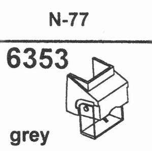 TRIO/KENWOOD N-77 Stylus, DS<br />Price per piece