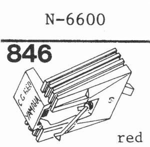 YAMAHA N-6600 Stylus<br />Price per piece