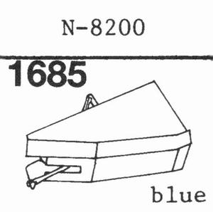 YAMAHA N-8200  Stylus<br />Price per piece