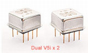 BURSON audio V5i, Dual Hybrid Opamp paar, gematched<br />price per mpair