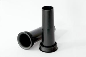 IT BR/HP35, Bass reflex tube, 35mm trumpet front, L=123mm