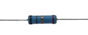 IT MOX04 Metal oxide film resistor, 2,7Ω, 4W, 2%<br />Price per piece