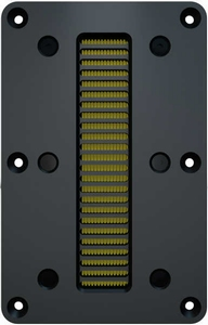 MUNDORF AMT29CM1.1-R, Air Motion Transformer, black, 125x195<br />Price per piece