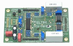 ELTIM VCA-2181A, 2-channel VCA/buffer module<br />Price per piece