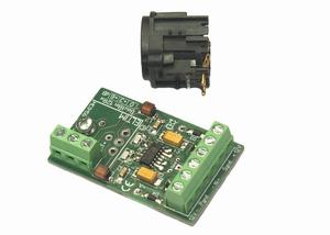 ELTIM Bout/Bin-1280, Bal. > XLR balanced buffer module, 0dB<br />Price per piece