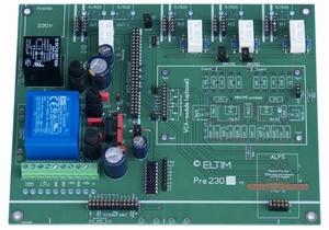 ELTIM Pre 230, Compact preamplifier module<br />Price per piece