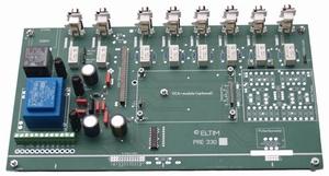ELTIM Pre 330, mid-sized voorversterker module<br />Price per piece