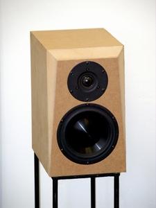 ELTIM E620, two-way stand/bookshelf speaker kit, mkIII<br />Price per pair