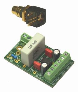 ELTIM Lin/Bout-1646, Linie > Balanziert Konverter Modul, 6dB<br />Price per piece