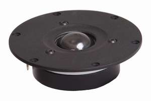 MOREL TSCT-1044, 28mm tweeter, coated silk softdome, black<br />Price per piece