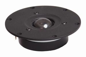 MOREL TSCT-1044, 28mm tweeter, coated silk softdome, black