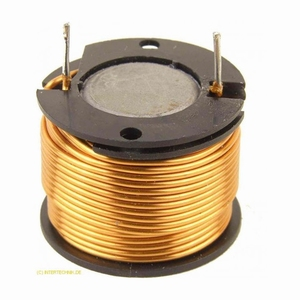 IT CO30/100/071, corobar coil, 1,0mH, OFC Ø0,71mm, R=0,51