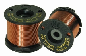 IT HQR32/3.9/60, ferrite coil, 3,9mH, OFC Ø0,60mm, R=1,58<br />Price per piece