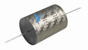 IT KPSN/3.3/250, Audyn tinfoil cap, 3,3uF, 250V, 2%<br />Price per piece
