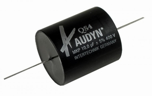 IT KPQS/2.2/400, Audyn MKP cap, 2,2uF, 400V, 5%<br />Price per piece