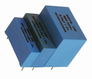 IT MKPR/8.20/250, Audyn MKP cap, 8,2uF, 250V, 5%, radial<br />Price per piece