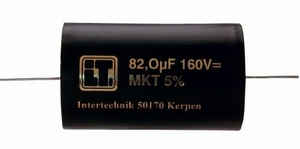 IT MKTA/5.6/160, MKT cap, 5,6uF, 160V, 5%<br />Price per piece