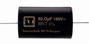 IT MKTA/10/160, MKT cap, 10uF, 160V, 5%