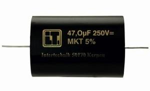 IT MKTA/3.3/250, MKT cap, 3,3uF, 250V, 5%<br />Price per piece