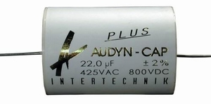 IT PLUS/0.22/12, Audyn Cap Plus MKP, 0,22uF, 1200V, 2%<br />Price per piece