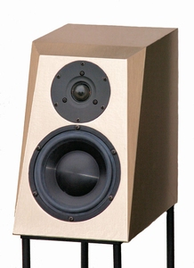 ELTIM E621, two-way stand/bookshelf speaker kit<br />Price per piece