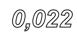 VH-AUDIO CuTF capacitor, 0,022 uF, 5%, 600V