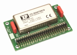 ELTIM VR-JTL30, Voltage converter/regulator module, 30W