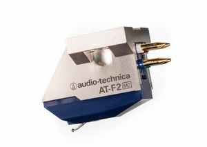 AUDIO TECHNICA AT-F2 MC Cartridge, 0.32mV<br />Price per piece